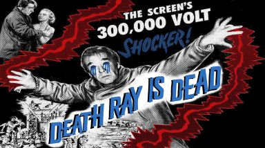 Lineup For Death Ray Is Dead Fundraiser Announced