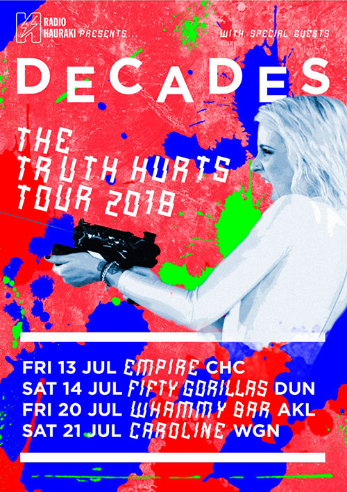Decades - The Truth Hurts Tour