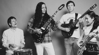 Deerhoof Cover 'Live To Tell' By Madonna