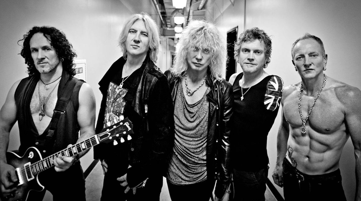 Def Leppard Announce 'Hysteria' New Zealand Show With Scorpions
