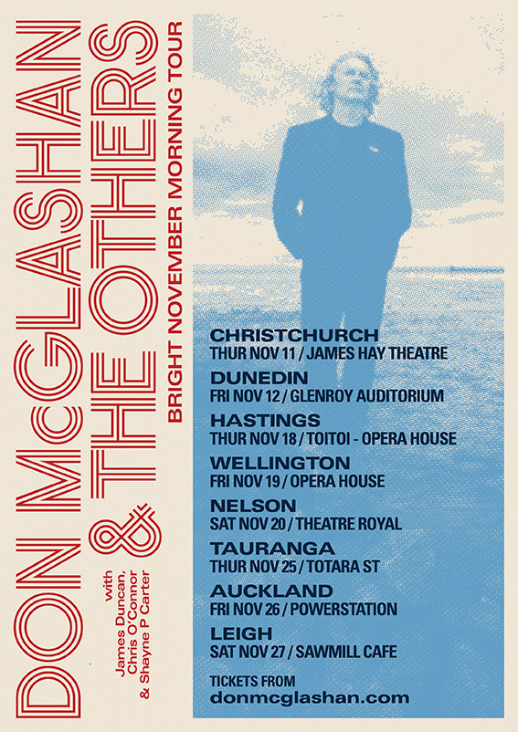 Don McGlashan & The Others