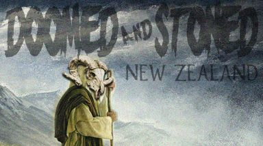 Listen To 'Doomed & Stoned In New Zealand' Compilation