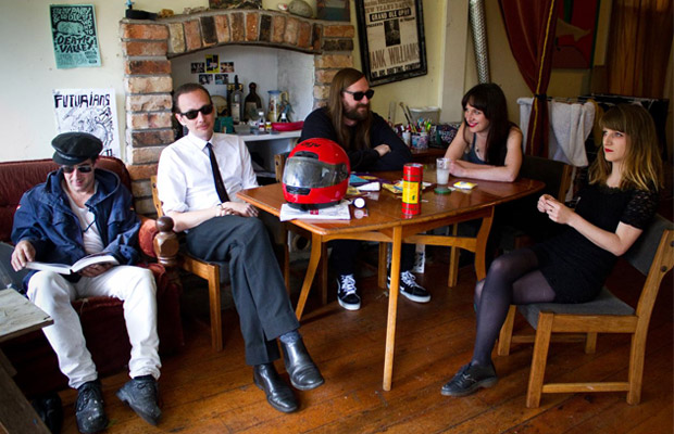 The Drab Doo-Riffs 'Aquatic Ape Theory' EP Release Party