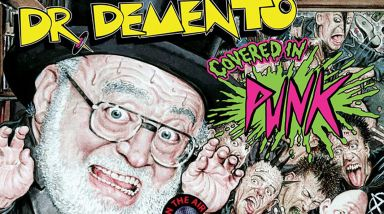Listen To Dr Demento's 'Covered In Punk' Compilation