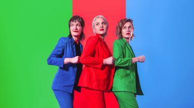Listen To Melbourne Trio Dyson Stringer Cloher's Single 'Falling Clouds'