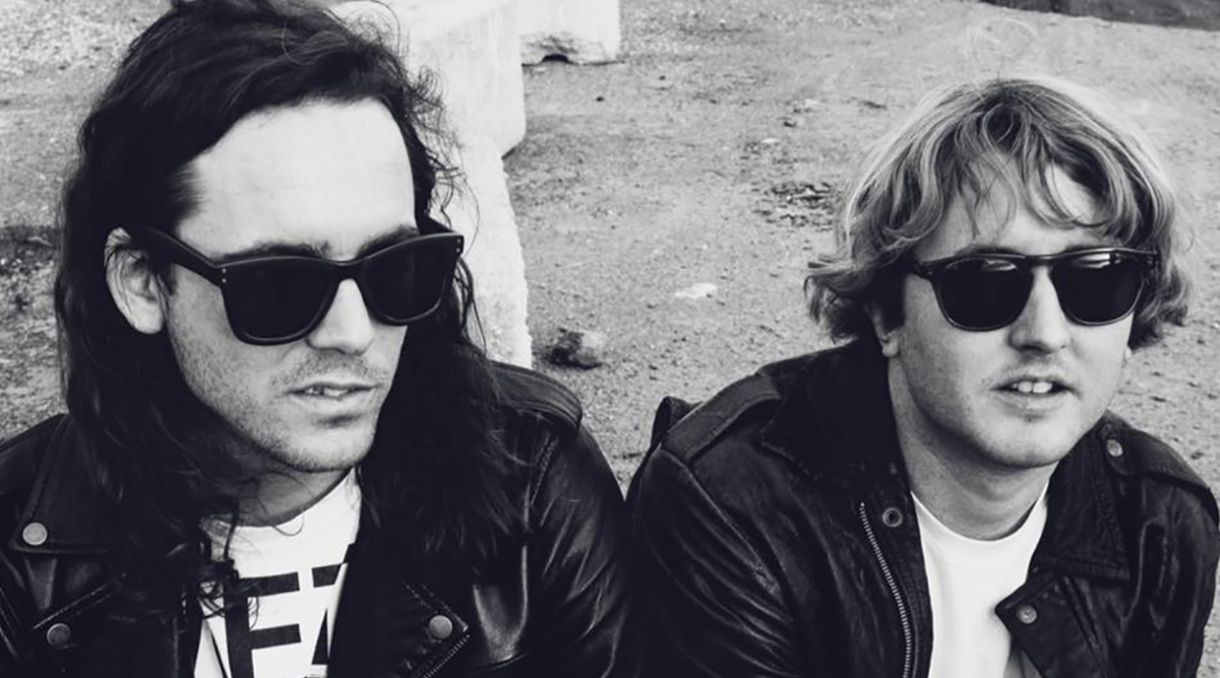 Interview: DZ Deathrays Talk About Their New Album 'Bloody Lovely'