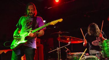 Live Photos: Earthless, Ounce, Transistor - Valhalla, Wellington