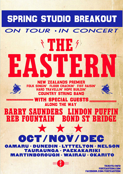 The Eastern Spring Tour