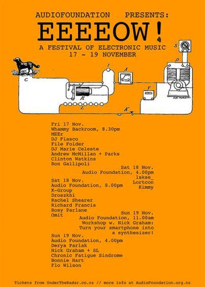 Eeeow! Festival 2017