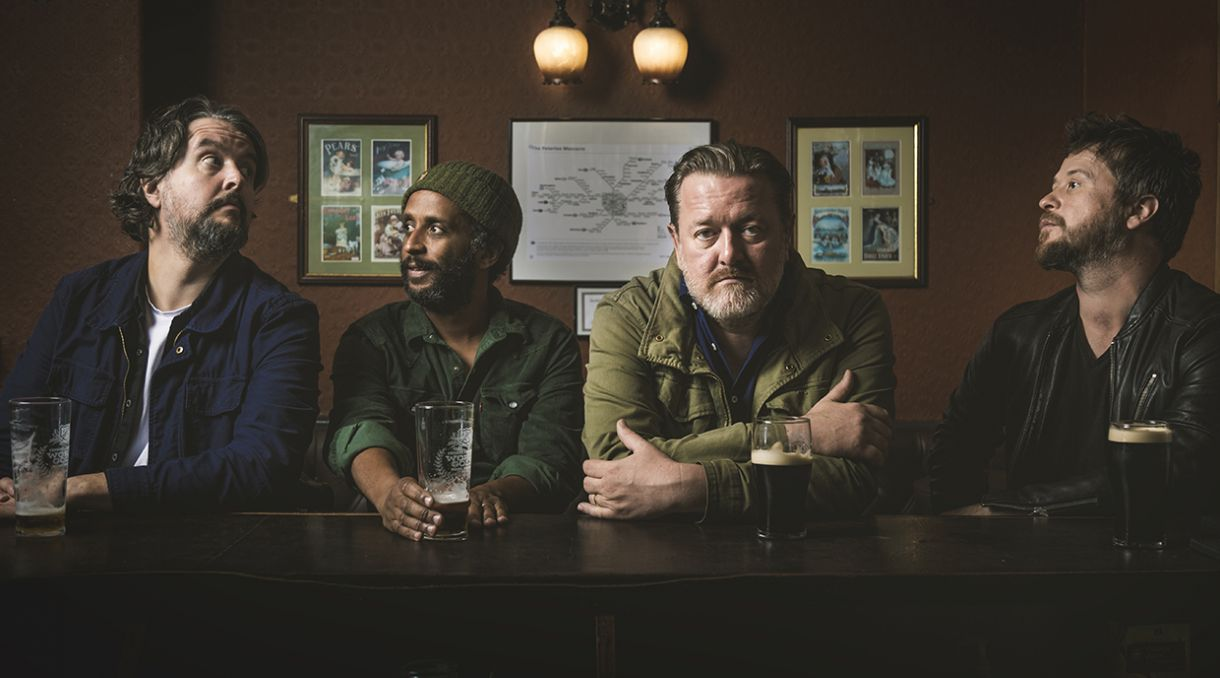 Elbow Returning To New Zealand In June