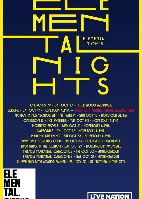 Elemental Nights - Marlins Dreaming