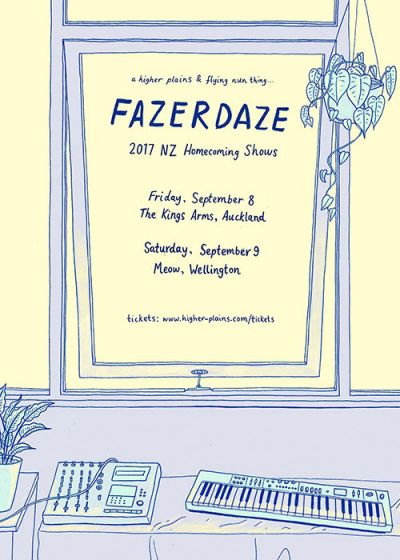 Fazerdaze - Morningside Release Tour