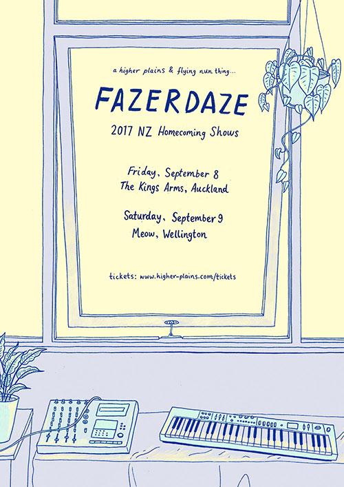 Fazerdaze - Morningside Release Tour
