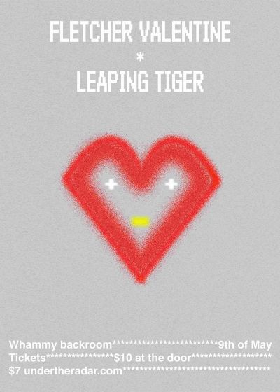 Fletcher Valentine And Leaping Tiger