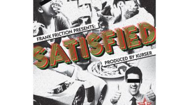 Download: Frank Friction (The Pharcyde) - Satisfied Instrumental (UTR Exclusive)