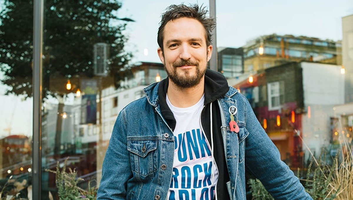 UK folk-punk songwriter is playing two NZ headline events – tickets on sale now!