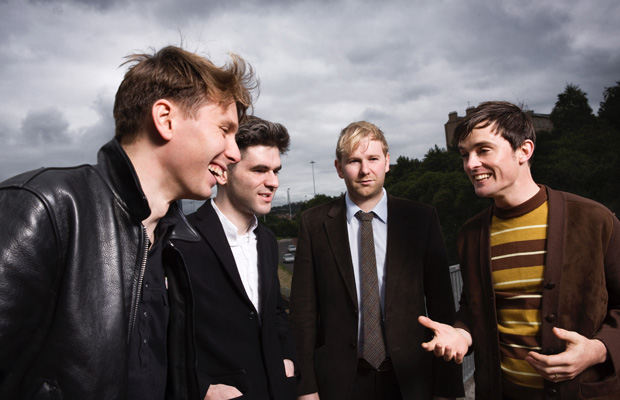 Listen To Two New Tracks From Franz Ferdinand
