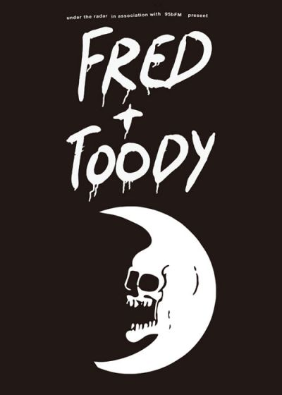 Fred and Toody Cole of Dead Moon