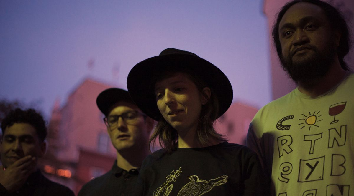 Wellington-based dream pop unit are playing throughout NZ in August.