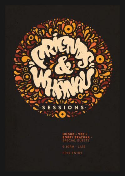 Friends & Whanau Sessions