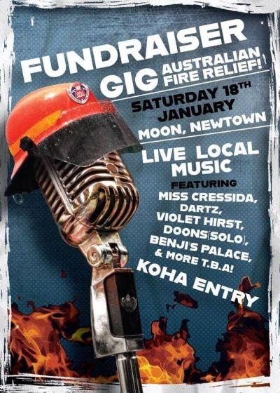 Australian Fire Relief Fundraiser