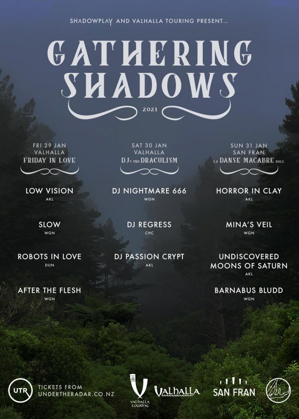 Gathering Shadows