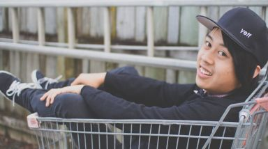 Geoff Ong Drops Fizzy Single 'Save Me The Weekend'