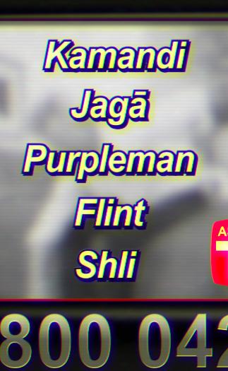 Kamandi , Jaga, Purpleman, FLINT, Shli