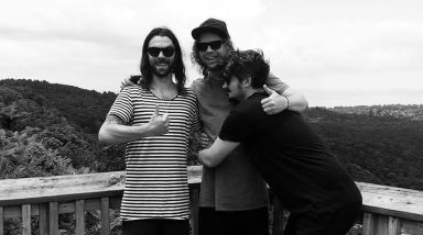 Auckland's Glove Share Blistering Single 'Monkey Business'