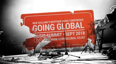 Going Global Music Summit 2018 Announced