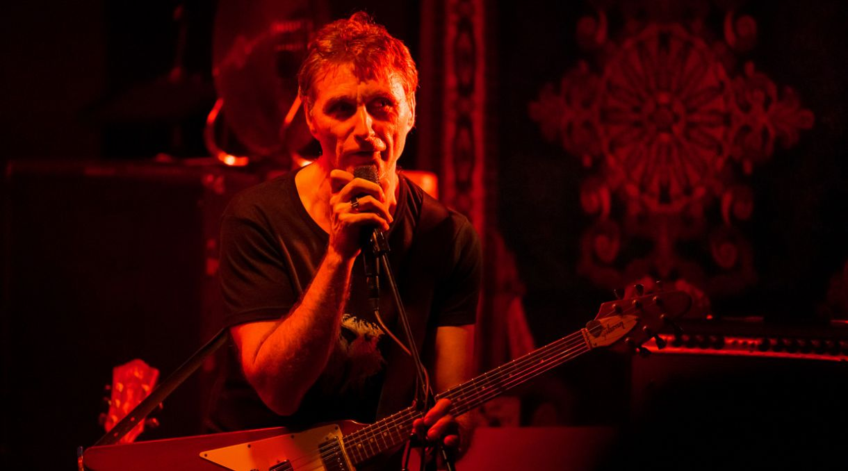 Live Photos: Graeme Jefferies, Proteins Of Magic - The Wine Cellar, Auckland