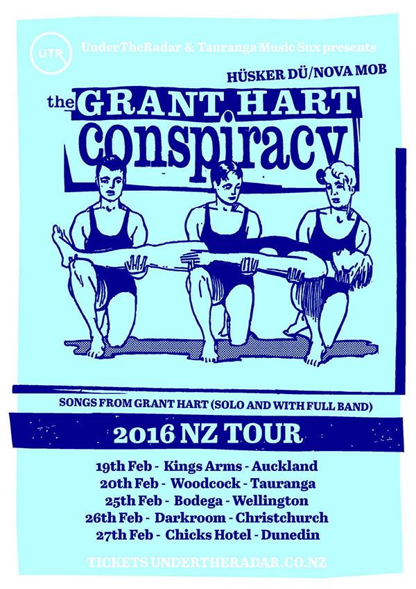 The Grant Hart Conspiracy