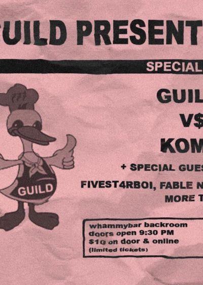 Guild, Kome, V$B