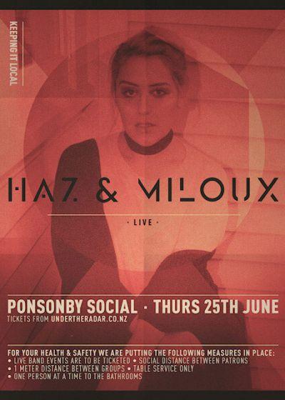 Haz Beats & Miloux Live
