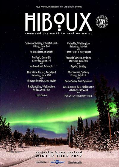 Hiboux - Winter Tour 2017