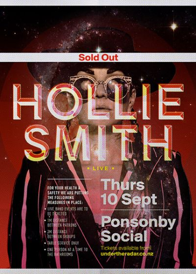 Hollie Smith Live - SOLD OUT