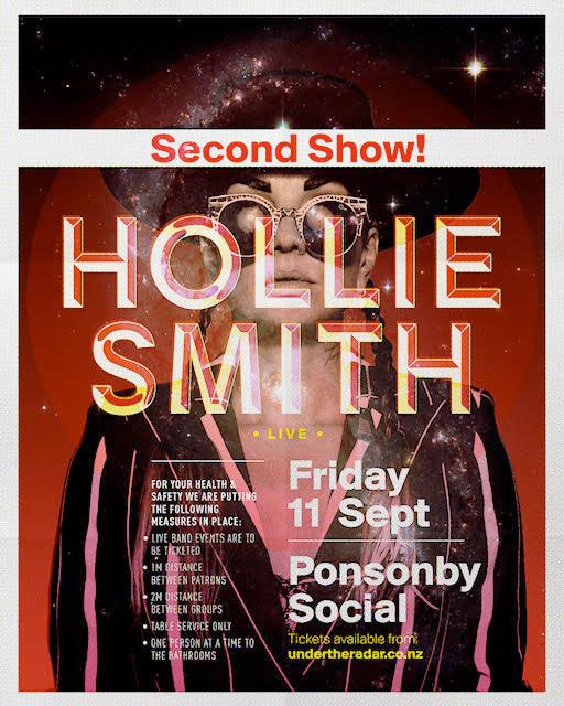 Hollie Smith Live (Second Show)