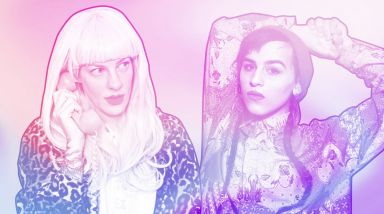 Interview: Hybrid Rose & Fanfickk Chat About Their New Video 'Solitude'