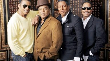 The Jacksons Announce New Zealand Show