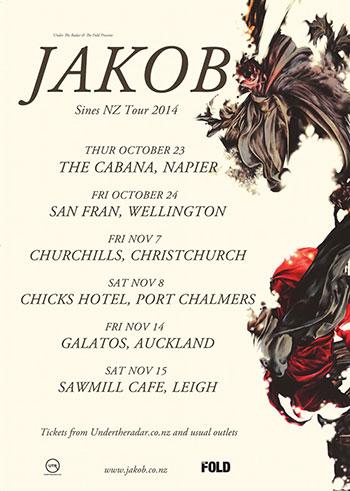 Jakob - Sines Tour