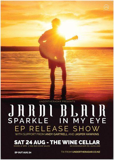 Jarni Blair - 'Sparkle In My Eye' EP Release Show