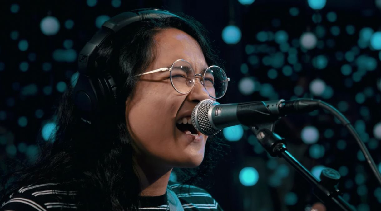 Watch Jay Som Play 'Peace Out' For KEXP