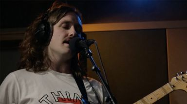 Caught Live: Jed Parsons Plays 'I Need Her' On RNZ