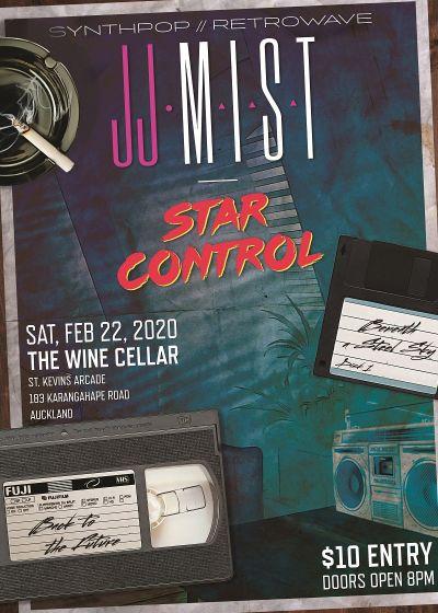 JJ Mist, Star Control