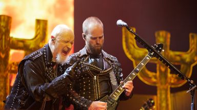 Live Photos + Review: Judas Priest, Halestorm – Spark Arena, Auckland