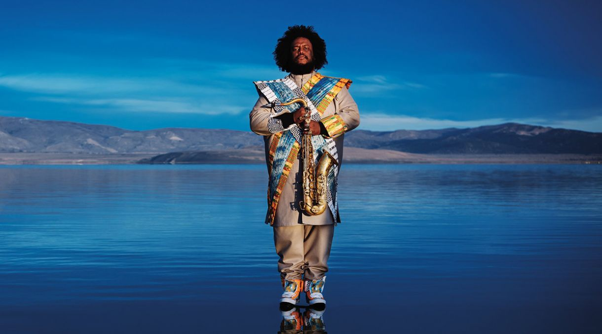 Kamasi Washington Drops Divine Album 'Heaven And Earth'