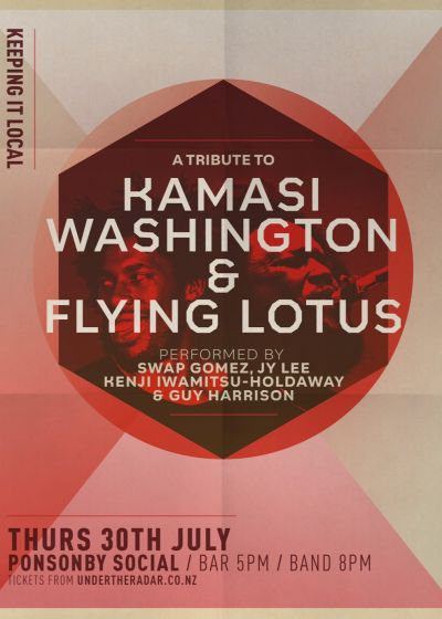 A Tribute To Kamasi Washington And Flying Lotus