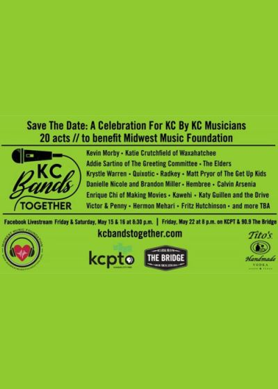 KC Bands Together w/ Kevin Morby, Waxahatchee and more