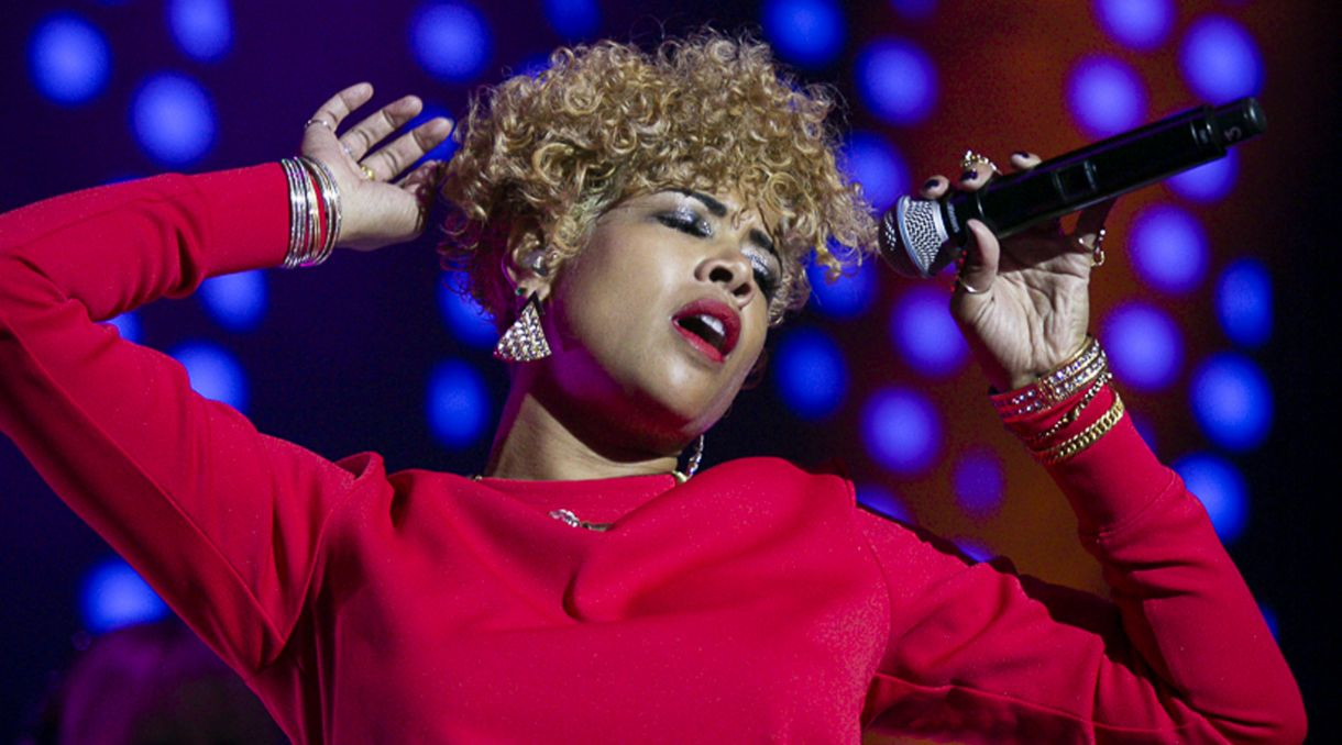 Live Photos + Review: Friday Jams with Kelis, Sean Paul, Craig David  + More