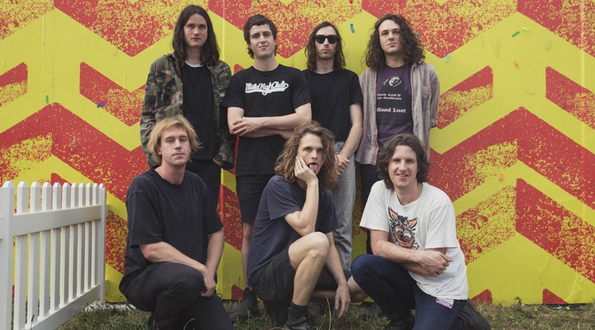 King Gizzard Release Two Live Albums For Australian Bush Fire Relief